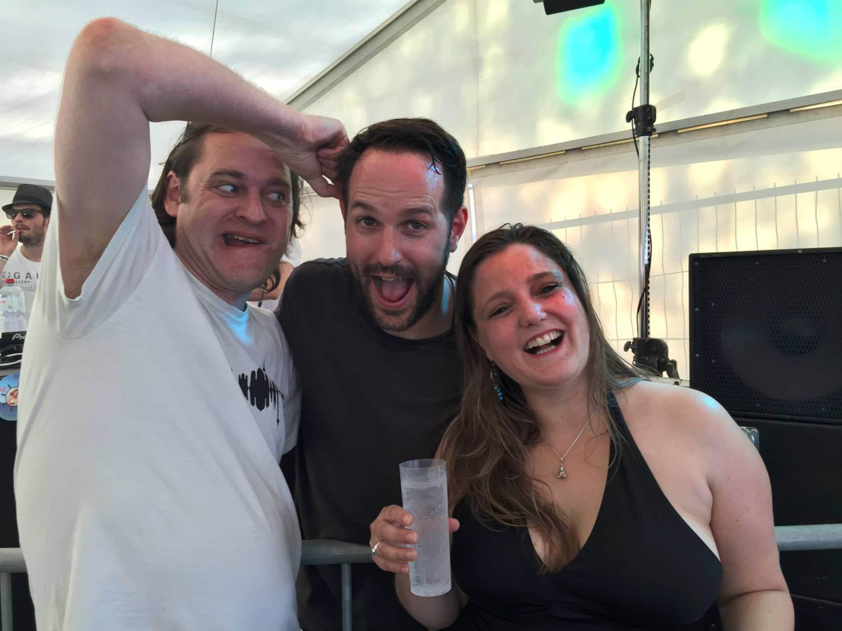 E-TYPE, Kellerkind, Vicky Whow The Lake Festival 2015