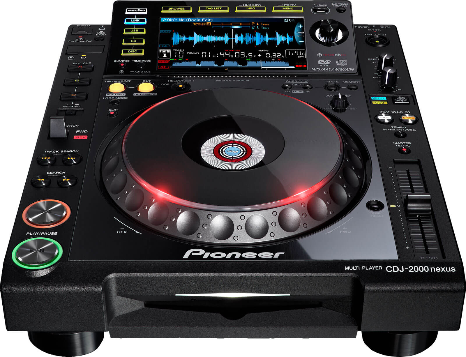 Pioneer CDJ Seminar mit The Old Dropers