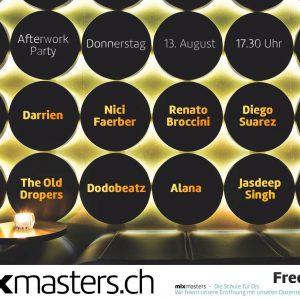 Mixmasters Opening