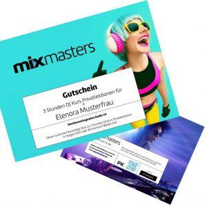 Gutschein Mixmasters