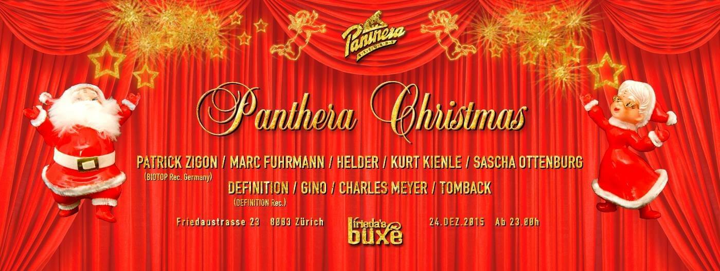 Panthera Christmas