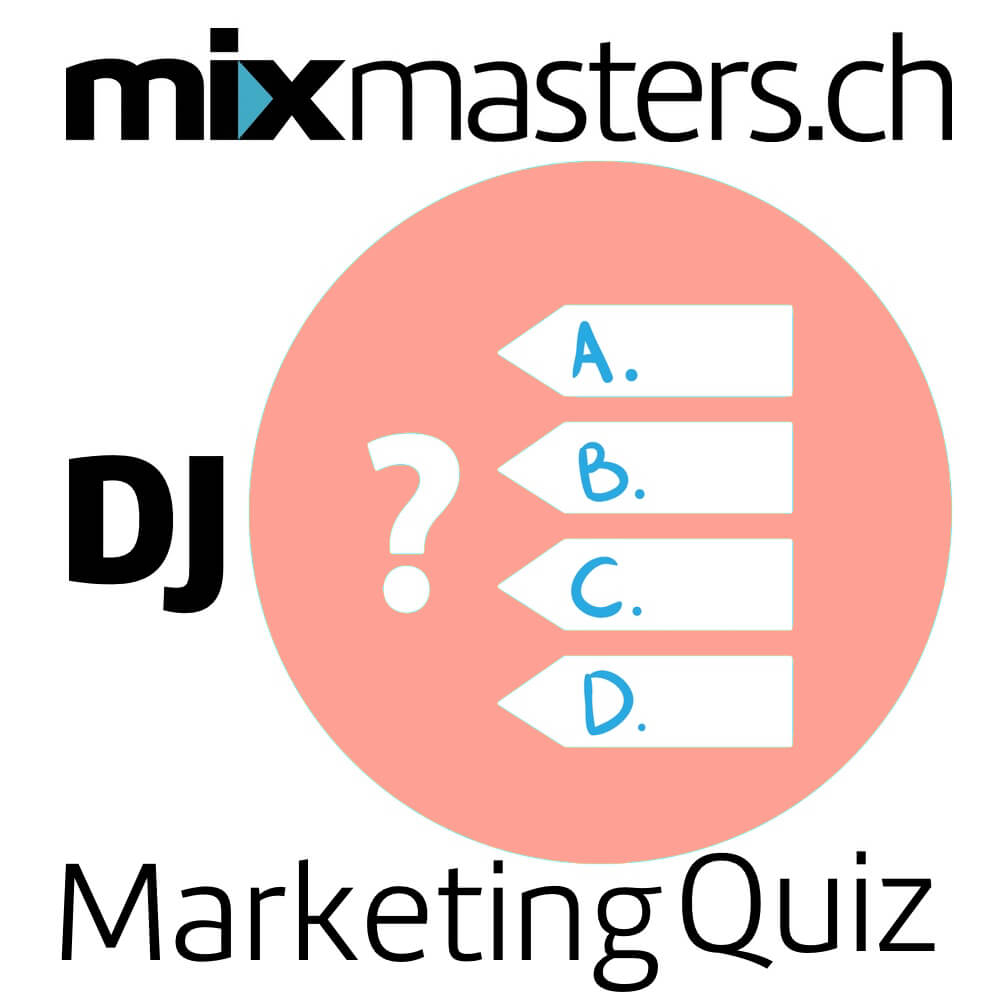DJ Marketing Quiz