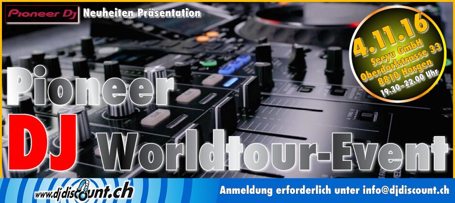 Pioneer Worldtour