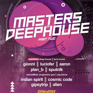 Masters of Deephouse - Part 2