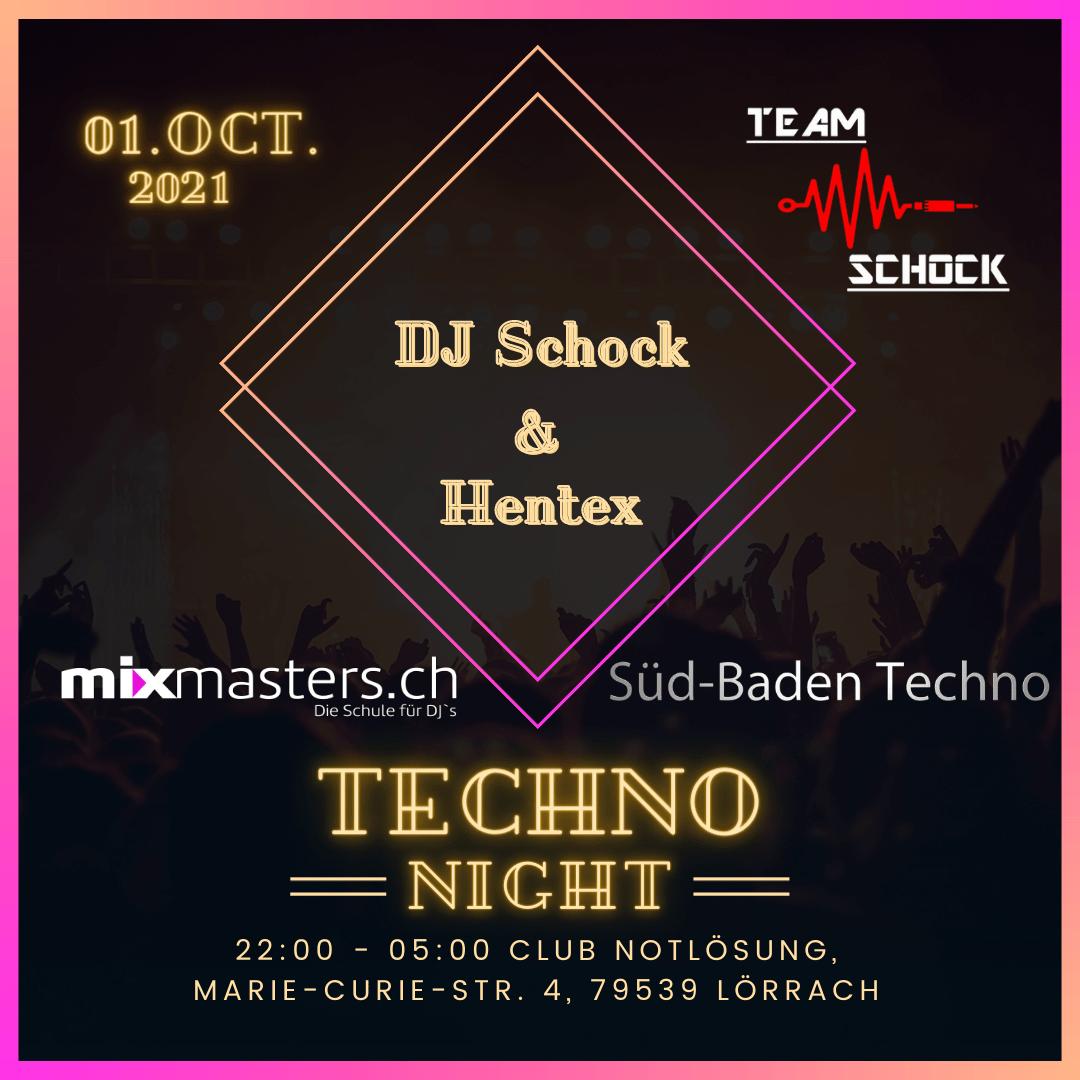 private Techno Party