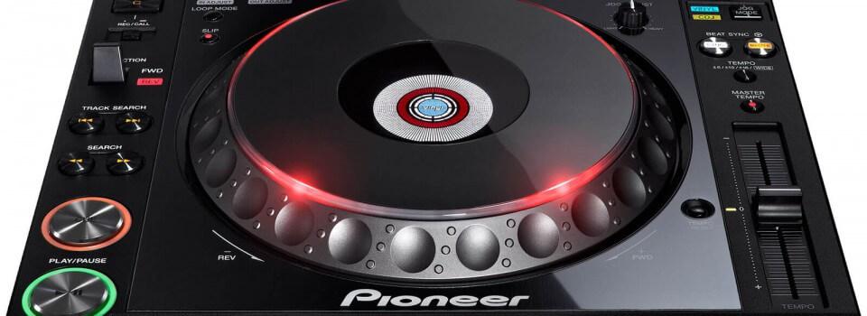 Pioneer CDJ und DJM 2000 Seminar